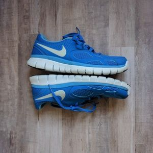 Nike Flex running shoes